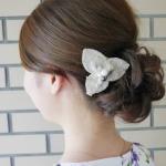 お花の髪飾りはNG!?結婚式のお呼ばれの髪飾りを選ぶ5つのポイント