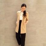 【テーラードジャケットの秋冬コーデ】レディースのボトム別コーデ8選