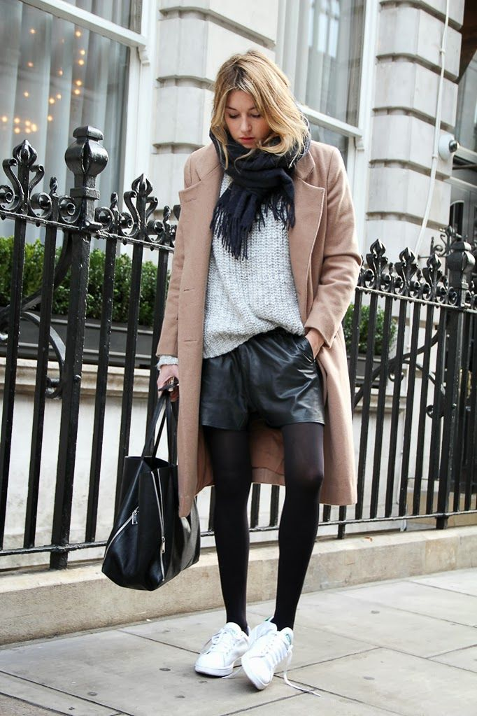 leather-shorts-and-tights
