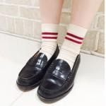 【靴下コーデでおしゃれに♡】ソックスの種類と丈別のコーデのポイント