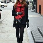 冬のあったかおしゃれスタイル♡コートにストールコーデ8選