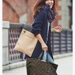 通勤バッグの2個持ちは常識♪コーデしやすいサブバッグを選ぶ3つのポイント
